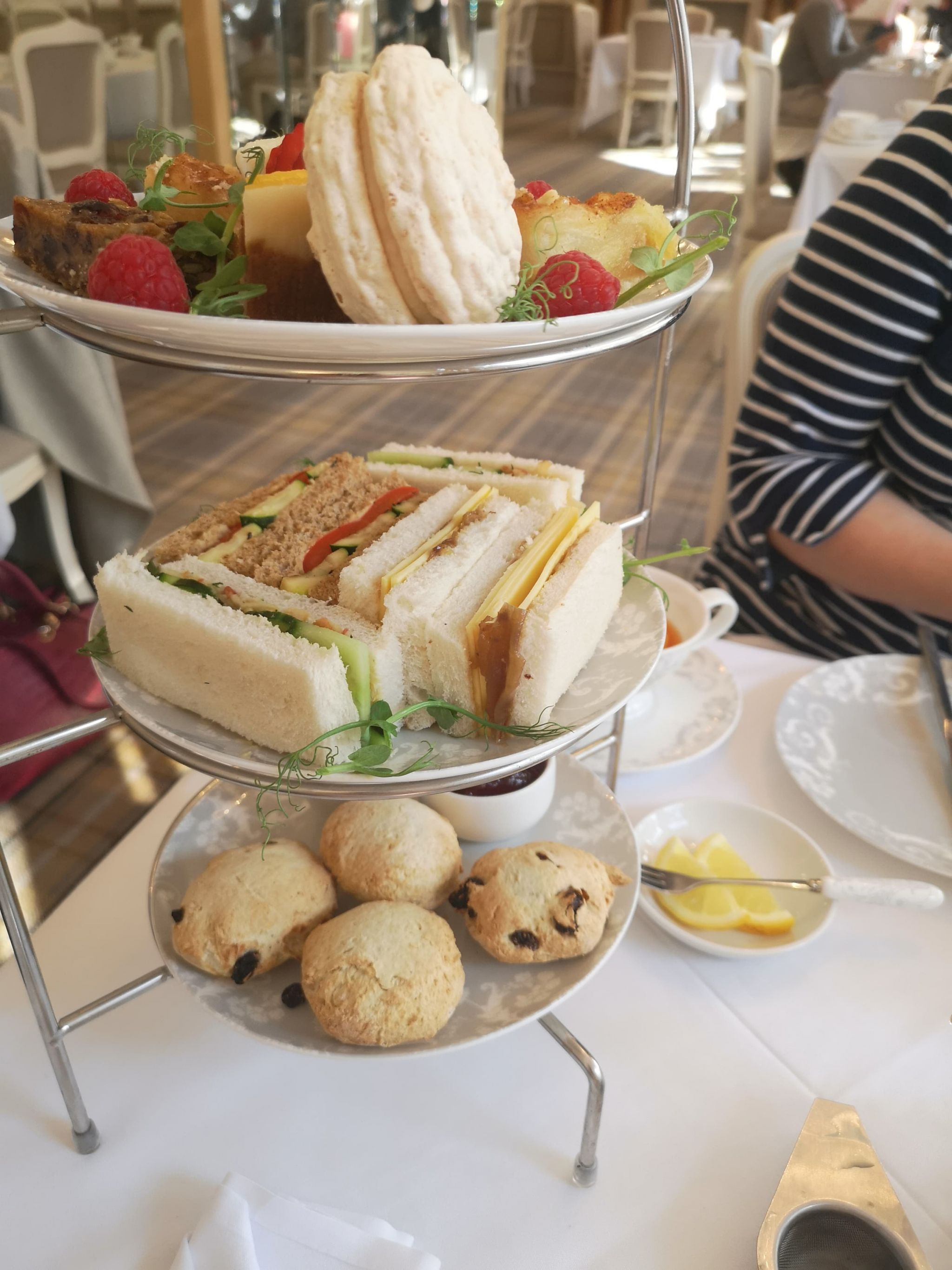 laura ashley afternoon tea
