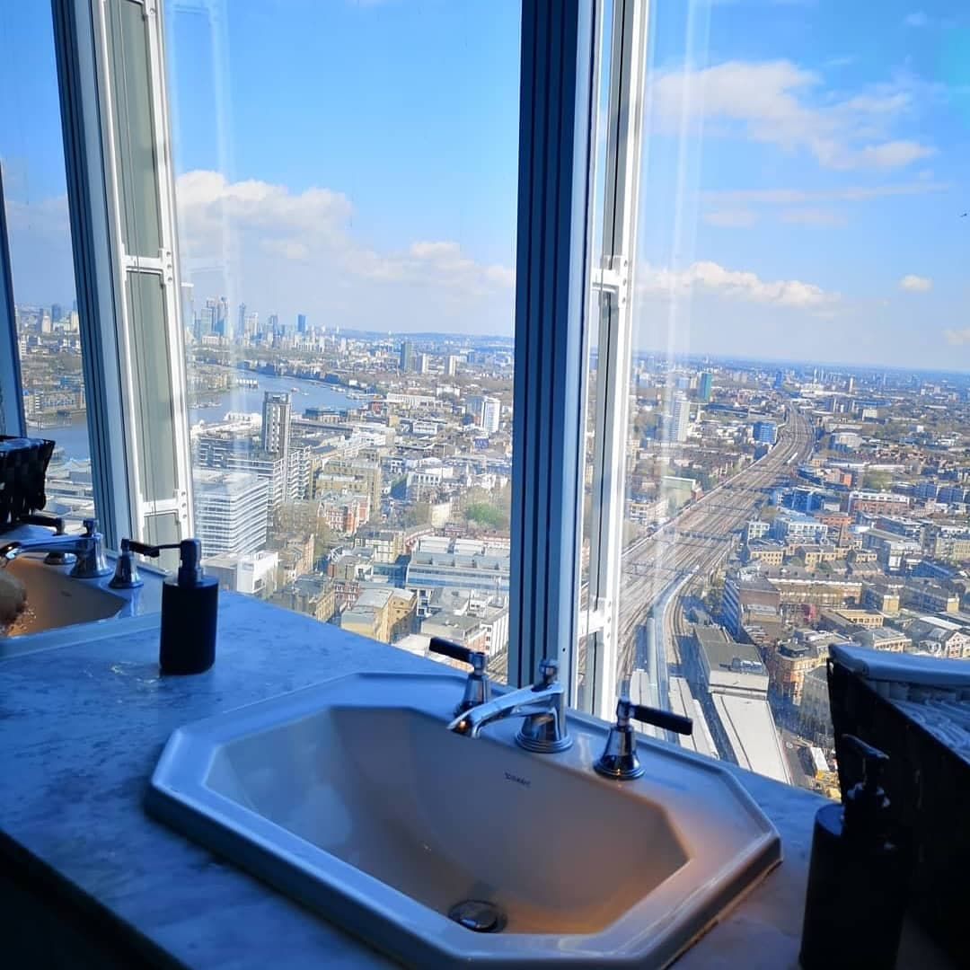 Aqua The Shard london