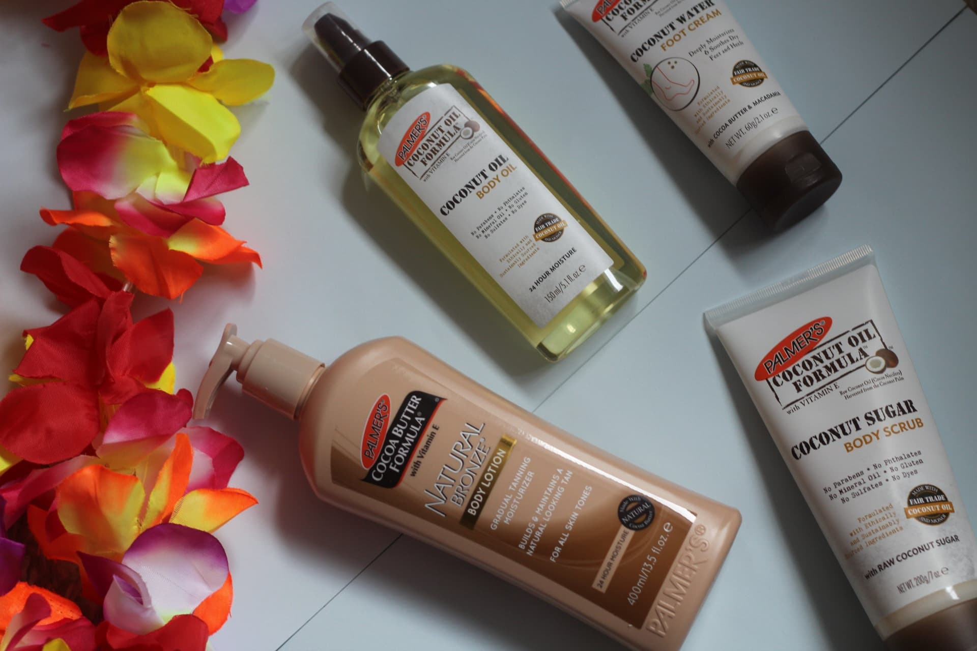 Palmers body lotion cocoa butter