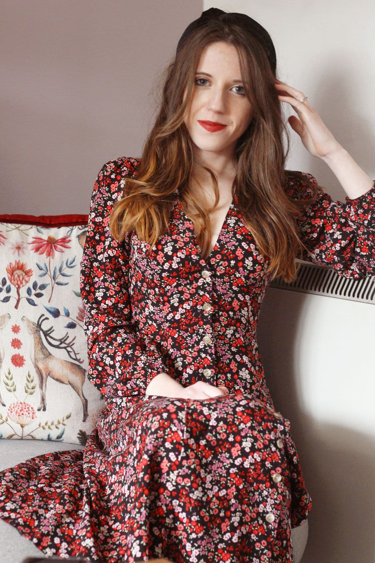 New look floral dresses for spring