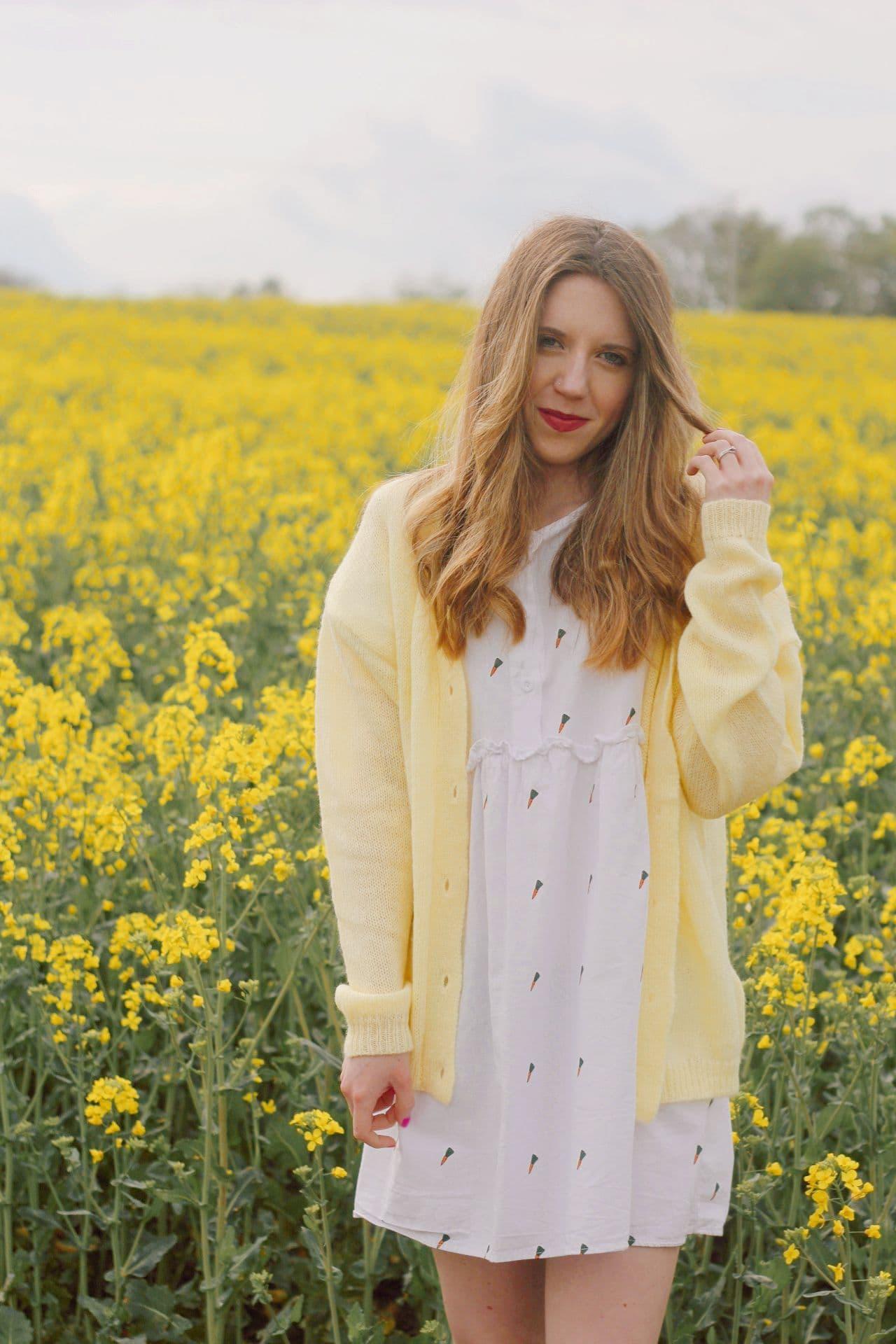 Shein spring dress