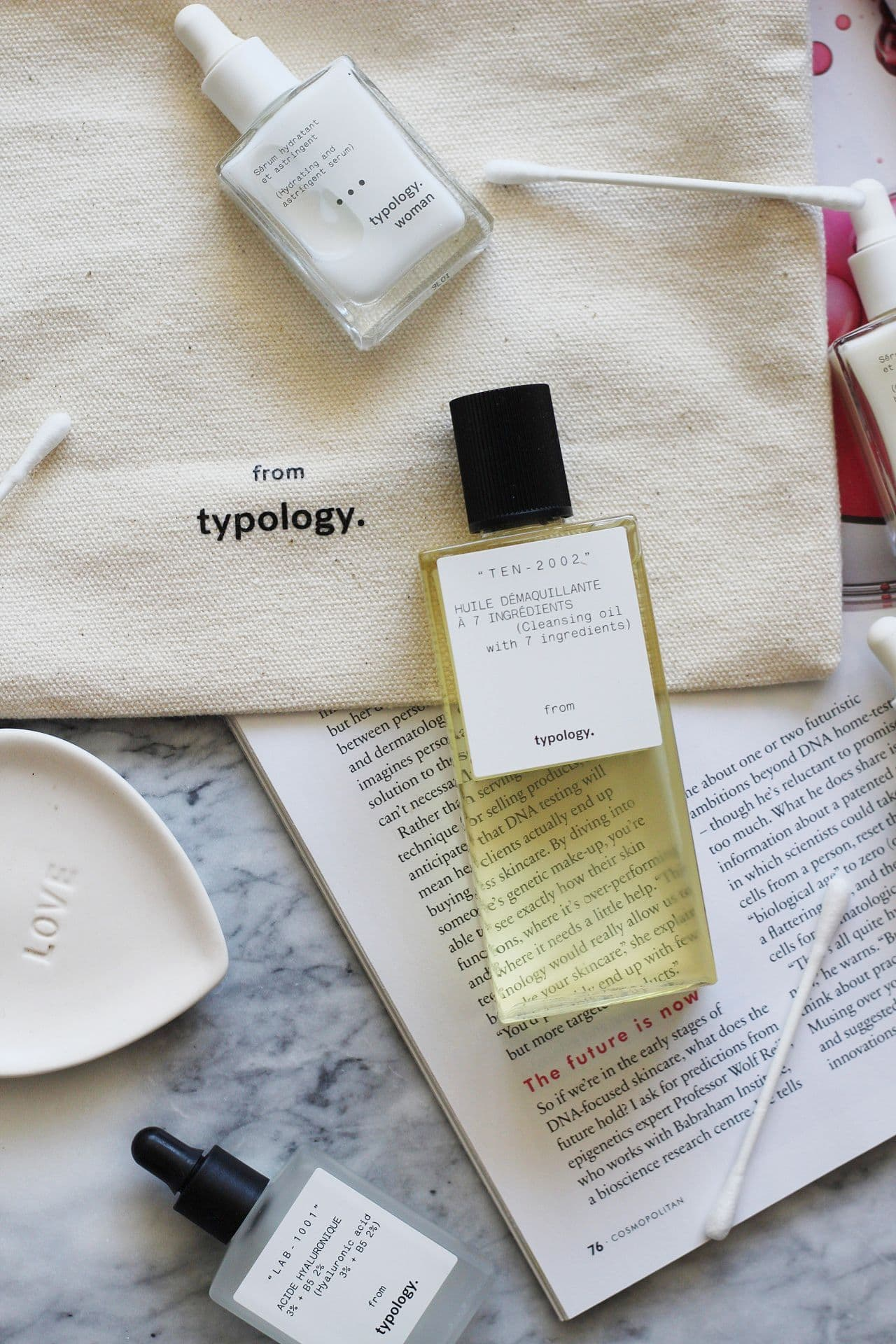 Typology skincare